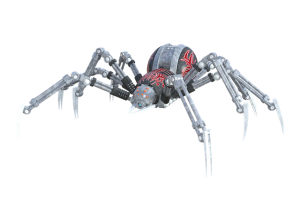 robotic search engine spider